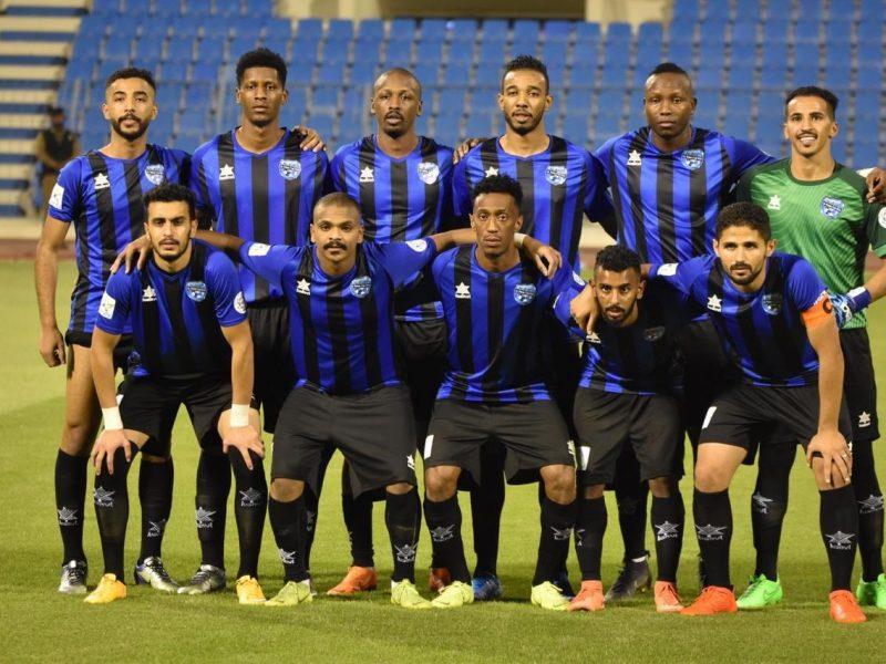 نتيجة مباراة النهضة وجدة دوري الدرجة الاولى السعودي 5-9-2020