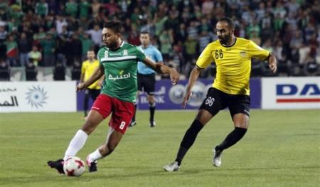 نتيجة مباراة الوحدات والحسين إربد اليوم 23-12-2020 الدوري الأردني