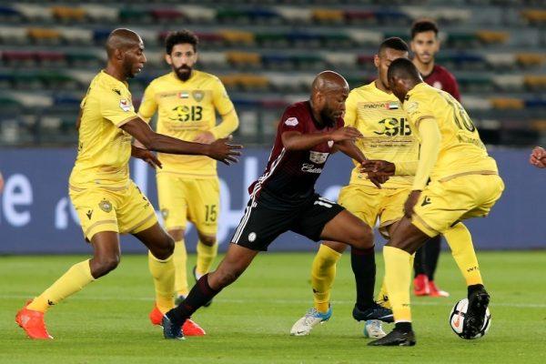 نتيجة مباراة الوحدة والوصل اليوم الاحد 8-11-2020 الدوري الاماراتي