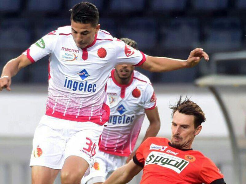نتيجة مباراة الوداد الرياضي وأولمبيك آسفي اليوم الاربعاء 30-9-2020 الدوري المغربي