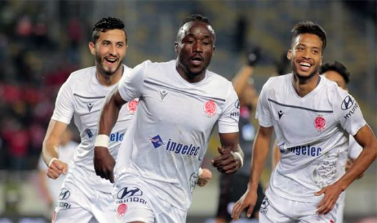 نتيجة مباراة الوداد الرياضي والمغرب التطواني اليوم الاحد 27-9-2020 الدوري المغربي