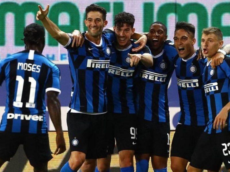 نتيجة مباراة لاتسيو وانتر ميلان في الدوري الإيطالي