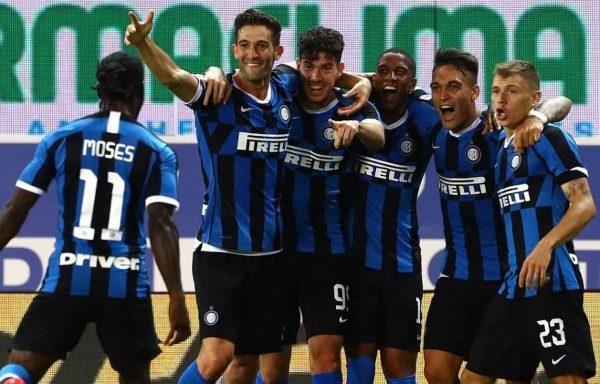 نتيجة مباراة انتر ميلان ولاتسيو اليوم الاحد 4-10-2020 الدوري الايطالي