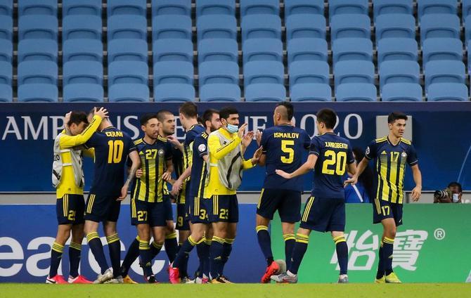 نتيجة مباراة باختاكور وبيرسبوليس اليوم الاربعاء 30-9-2020 دوري أبطال