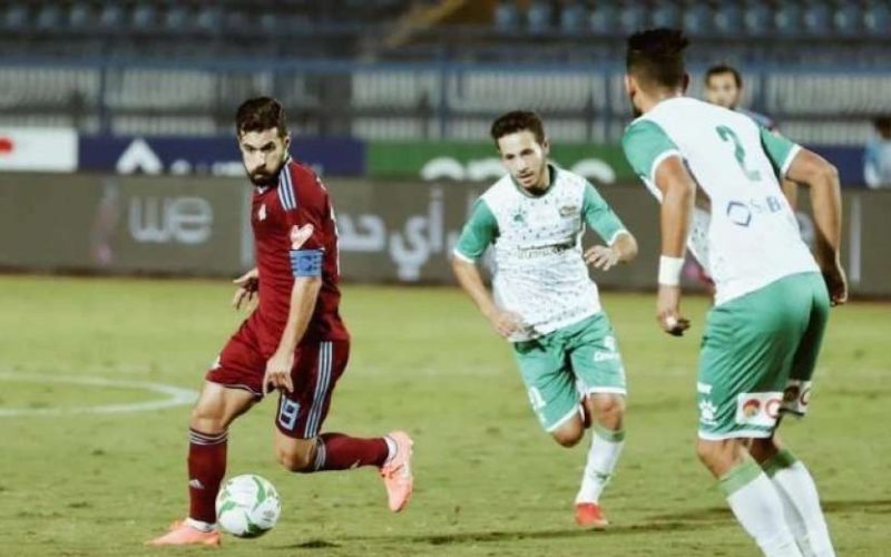 نتيجة مباراة بيراميدز والمصري البورسعيدي الدوري المصري 10-9-2020