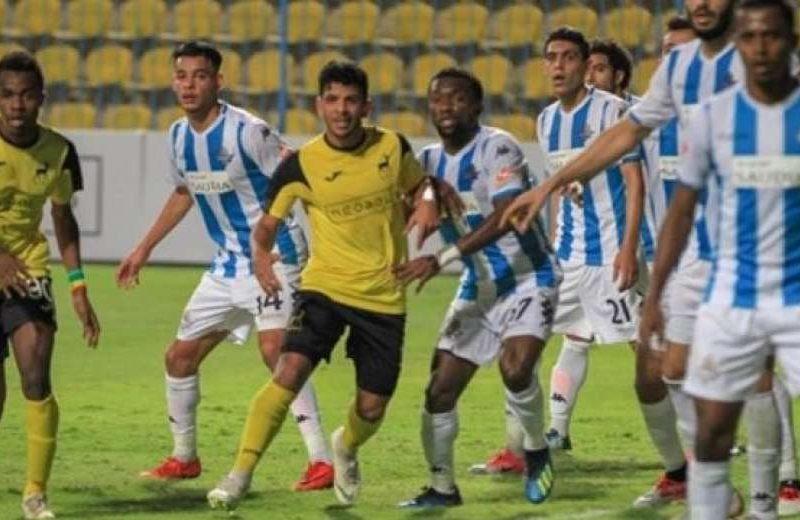 نتيجة مباراة بيراميدز ووادي دجلة الدوري المصري 16-9-2020