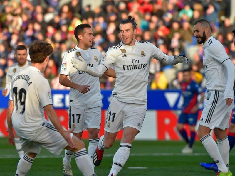 إلغاء مباراة ريال مدريد ورايو فاليكانو الودية