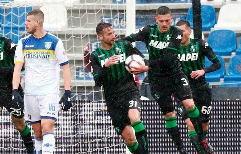 نتيجة مباراة ساسولو وسبيزيا اليوم الاحد 27-9-2020 الدوري الايطالي