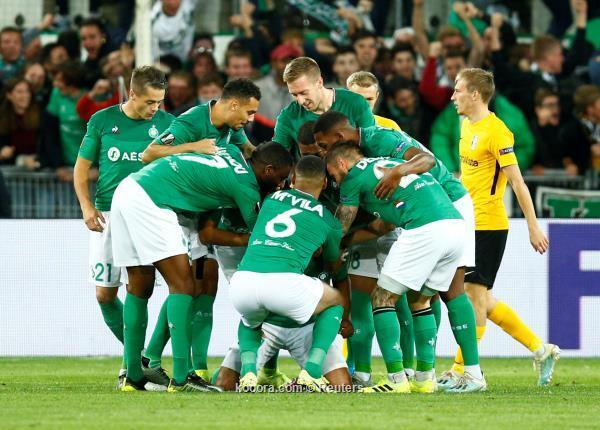 نتيجة مباراة سانت إيتيان ونيس اليوم الاحد 18-10-2020 الدوري الفرنسي