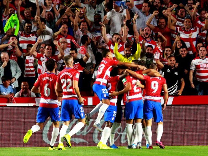نتيجة مباراة غرناطة وليفانتي اليوم الاحد 1-11-2020 الدوري الاسباني