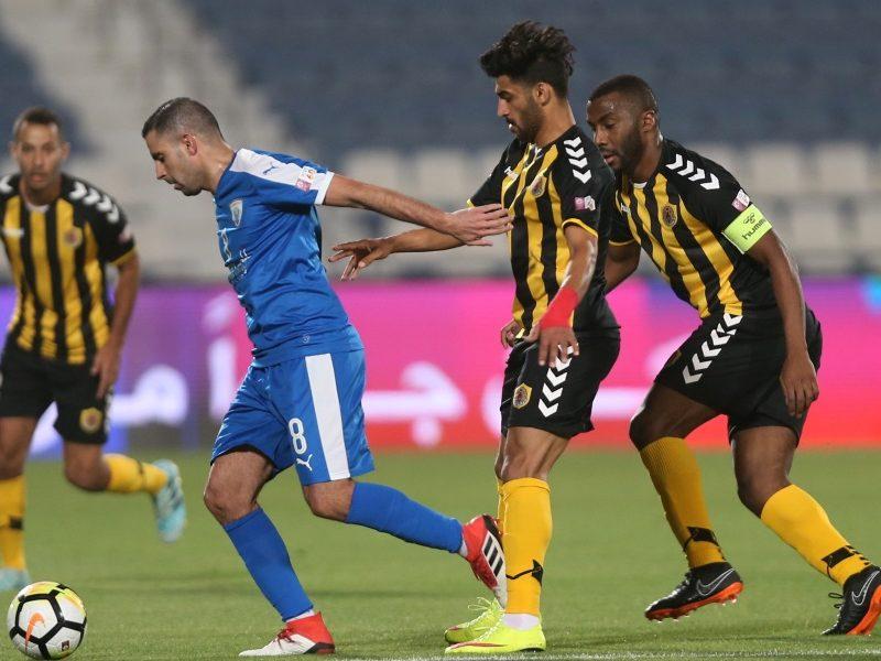 نتيجة مباراة قطر والخريطيات الدوري القطري 7-9-2020