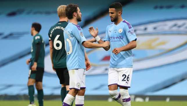 نتيجة مباراة مانشستر سيتي وبيرنلي اليوم الاربعاء 30-9-2020 كأس رابطة المحترفين الإنجليزية