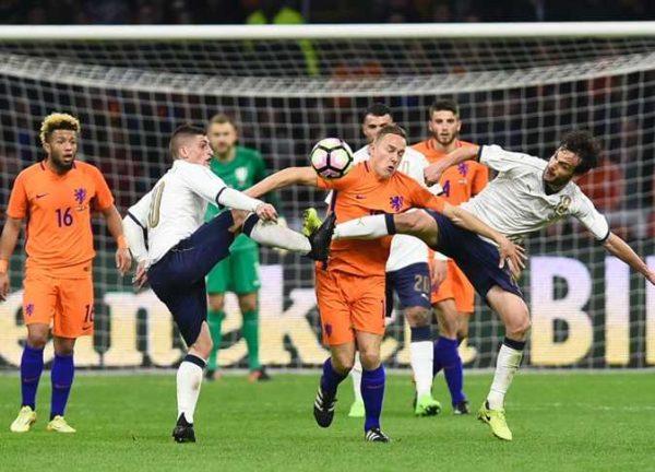 موعد مباراة هولندا وإيطاليا والقنوات الناقلة بدوري الأمم الأوروبية
