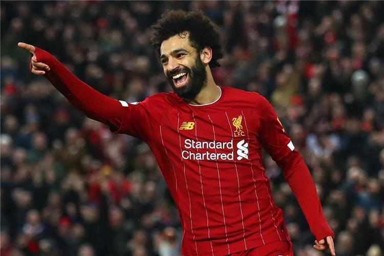 صورة ليفربول يتغزل في إبتسامة محمد صلاح