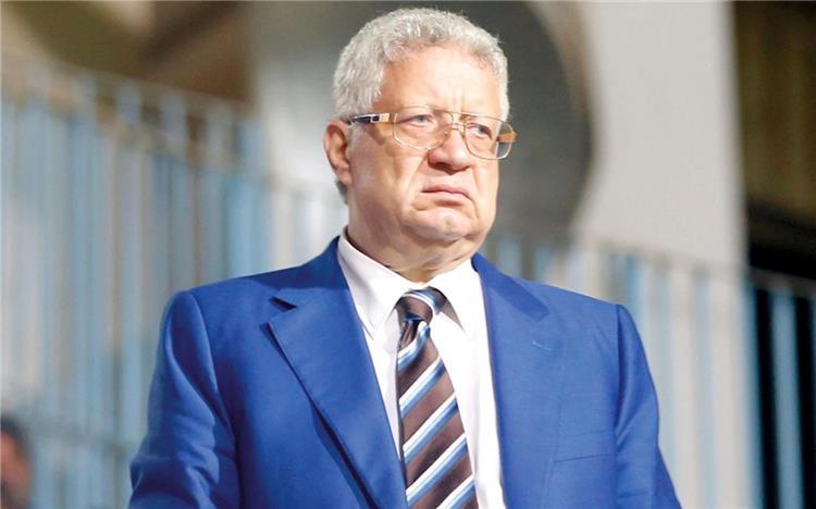 مرتضى منصور: أشكر الجماهير ورموز النادي على الدعم والفريق يسير بخطى ثابتة