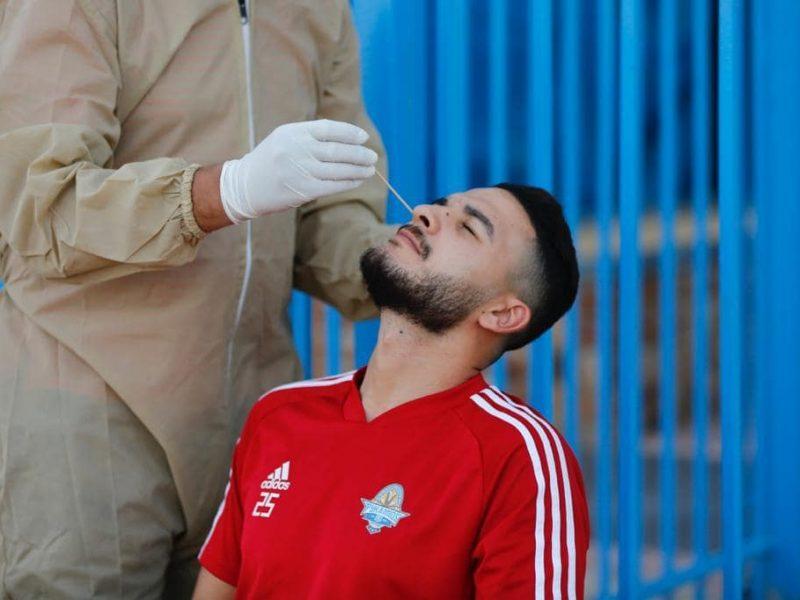 بيراميدز يجري مسحة طبية قبل مواجهة الاتحاد