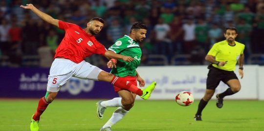 نتيجة مباراة الوحدات والجزيرة اليوم الاثنين 28-9-2020 الدوري الاردني