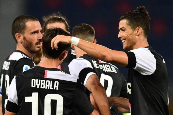 بيرلو يعلن تشكيلة يوفنتوس لمواجهة دينامو كييف في دوري أبطال أوروبا
