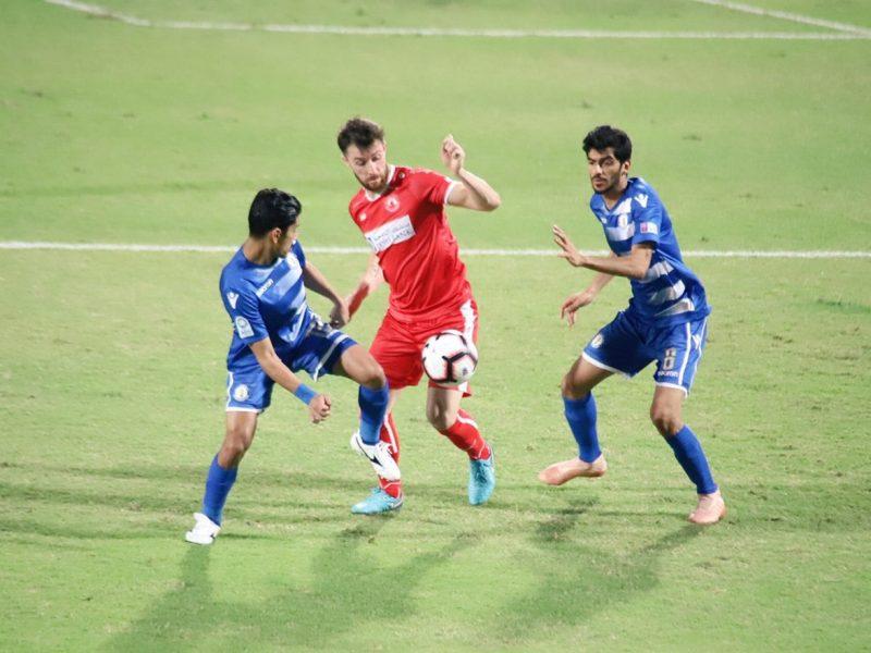 نتيجة مباراة العربي والخور دوري نجوم قطر 4-9-2020