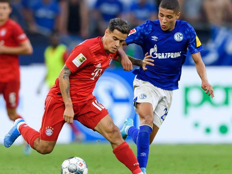 نتيجة مباراة بايرن ميونخ وشالكه الدوري الألماني 18-9-2020