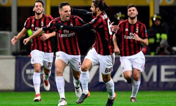 نتيجة مباراة ميلان وريو آفي اليوم الخميس 1-10-2020 الدوري الأوروبي