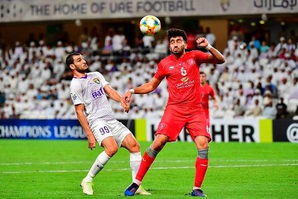 نتيجة مباراة الدحيل والشارقة دوري أبطال أسيا 18-9-2020