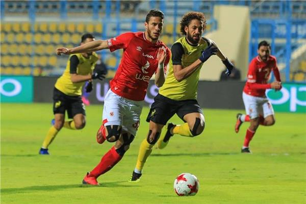 أهداف مباراة الأهلي ووادي دجلة اليوم 4-9-2020 في الدوري المصري