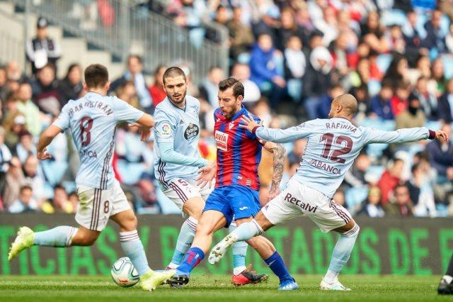 نتيجة مباراة إيبار وسيلتا فيجو الدوري الإسباني 12-9-2020