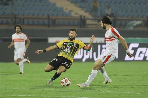 أهداف مباراة الزمالك والإنتاج الحربي اليوم 13-9-2020 في الدوري المصري