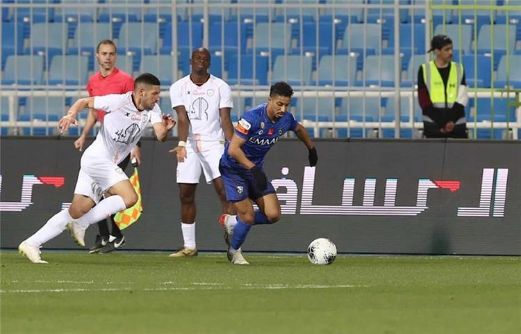 نتيجة مباراة الهلال والشباب الدوري السعودي للمحترفين 9-9-2020