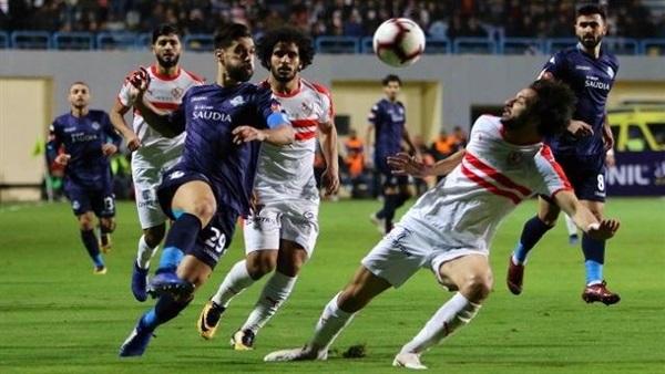 أهداف مباراة الزمالك وبيراميدز اليوم 3-9-2020 في الدوري المصري الممتاز