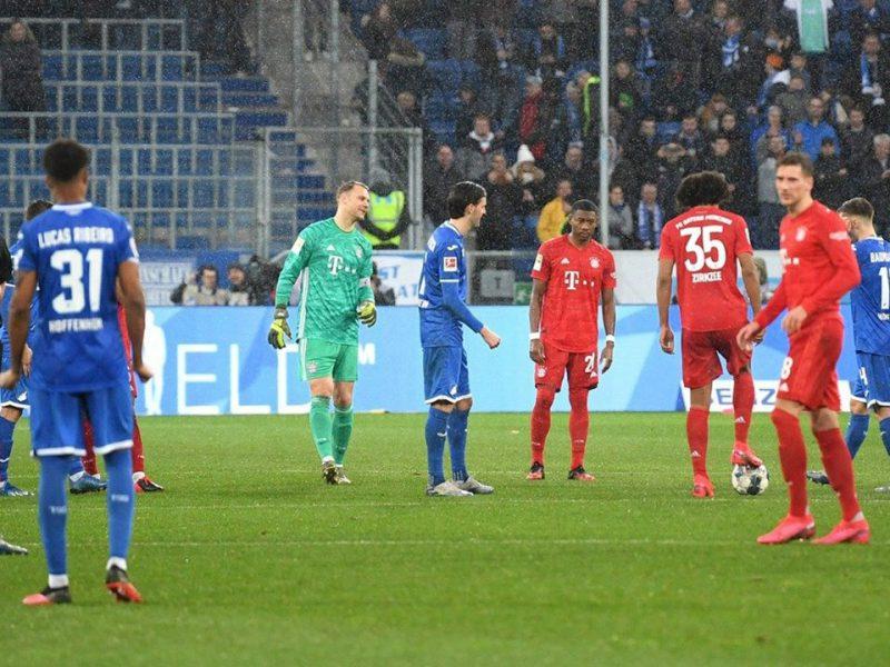 هوفنهايم يحرج بايرن ميونخ في الدوري الألماني