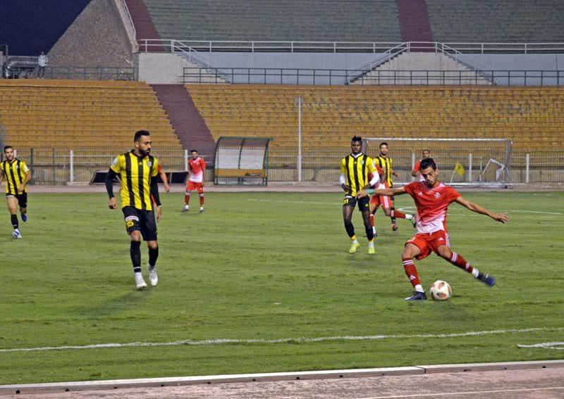 أهداف مباراة المقاولون العرب وحرس الحدود اليوم 10-9-2020 الدوري المصري