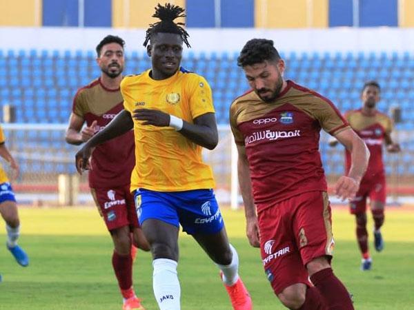مصر المقاصة يقضي على الإسماعيلي في الدوري الممتاز