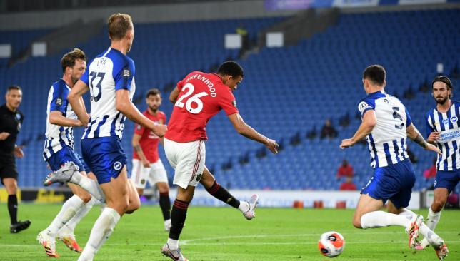 نتيجة مباراة مانشستر يونايتد وبرايتون اليوم الأربعاء 30-9-2020كأس رابطة المحترفين الإنجليزية