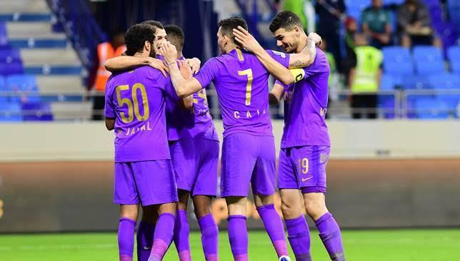 نتيجة مباراة العين والجزيرة دوري الخليج العربي الإماراتي