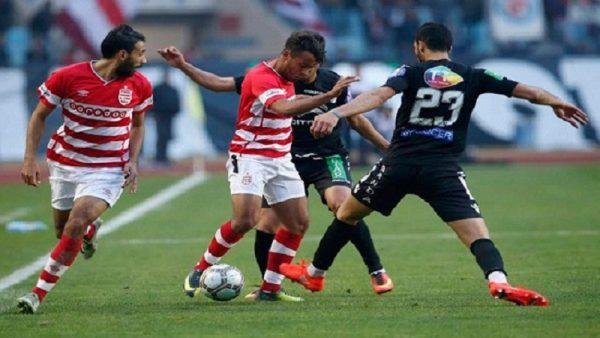 نتيجة مباراة الصفاقسي والنادي الإفريقي الدوري التونسي 10-9-2020