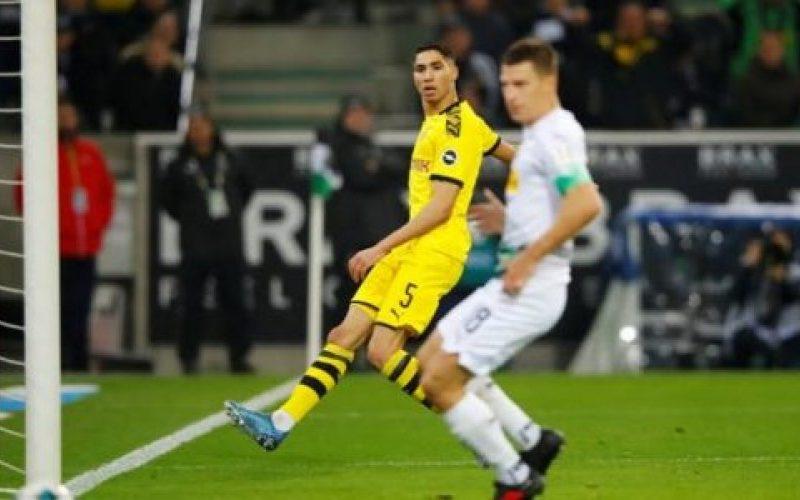 نتيجة مباراة بوروسيا دورتموند وبوروسيا مونشنغلادباخ الدوري الألماني 19-9-2020