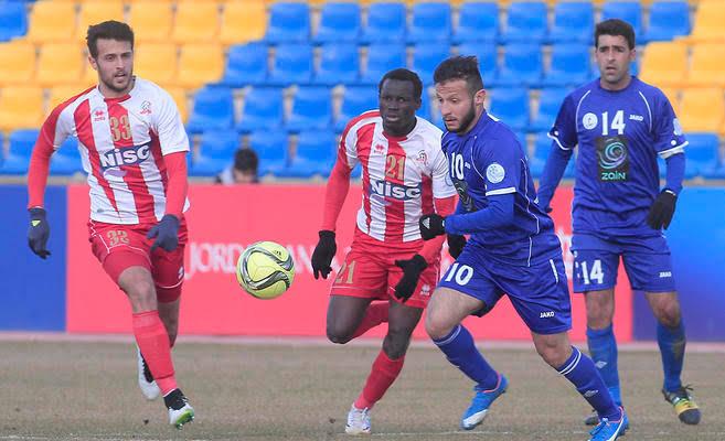 نتيجة مباراة الرمثا وشباب الأردن الدوري الأردني19-9-2020