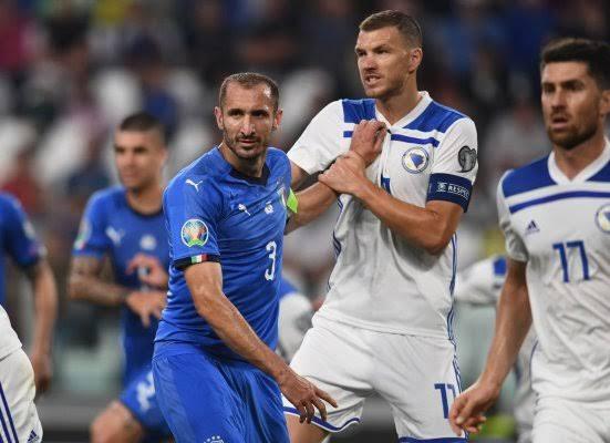 نتيجة مباراة إيطاليا والبوسنة والهرسك دوري الأمم الأوروبية4-9-2020