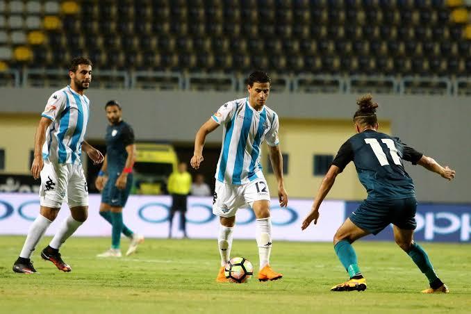نتيجة مباراة بيراميدز والجونة الدوري المصري 6-9-2020
