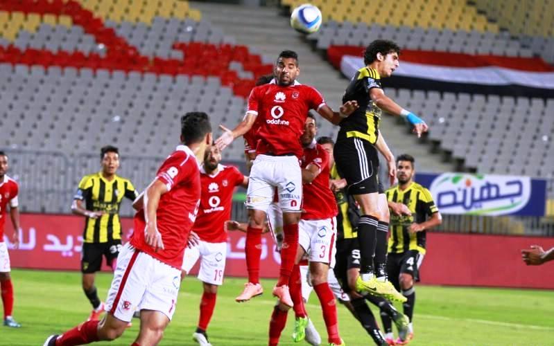 تشكيل مباراة الأهلي ووادي دجلة المتوقع اليوم في الدوري المصري