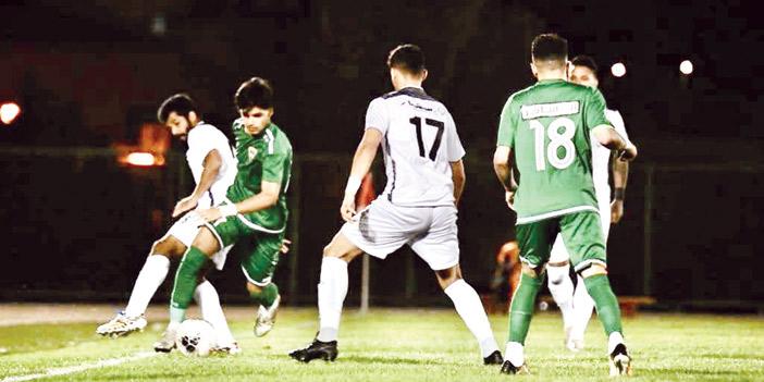 نتيجة مباراة الجبلين والتقدم دوري الأمير محمد بن سلمان السعودي 1-9-2020