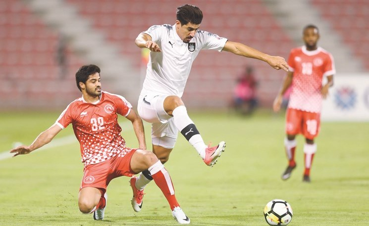 نتيجة مباراة السد والعربي اليوم السبت 10-10-2020كأس Ooredoo القطري