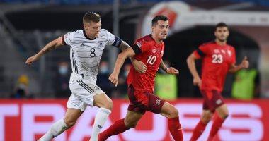 نتيجة مباراة ألمانيا وسويسرا اليوم الثلاثاء 13-10-2020دوري أمم أوروبا