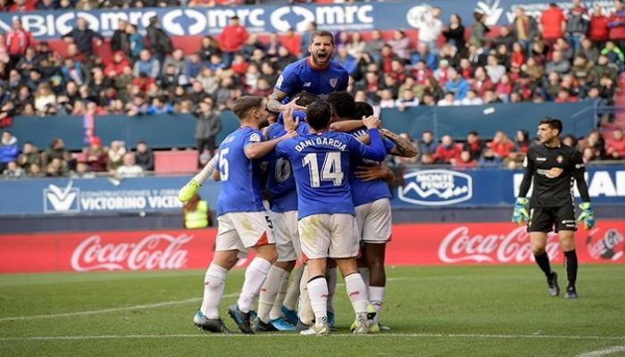 نتيجة مباراة أوساسونا وأتلتيك بيلباو اليوم السبت 24-10-2020 الدوري الإسباني