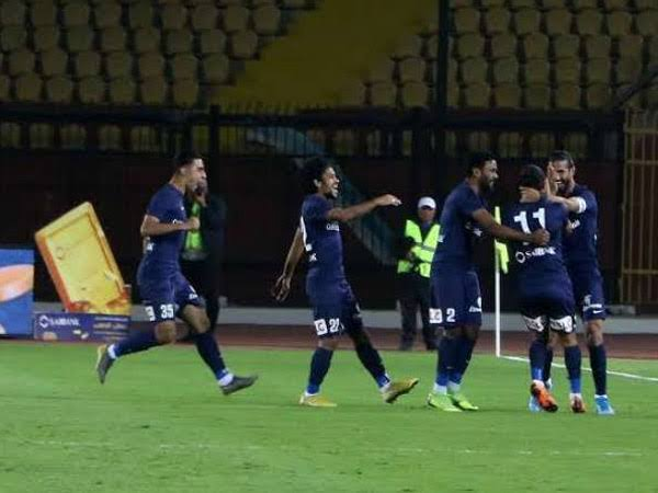 نتيجة مباراة إنبي ونبروه كأس مصر
