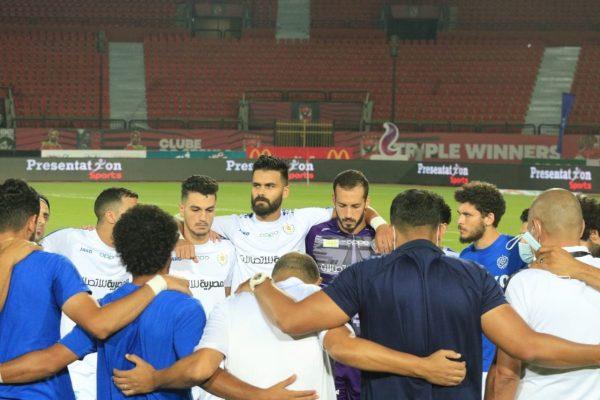 فوزي: أعتذر لجمهور النادي الإسماعيلي عن أخطائي وسنقاتل من أجل الفريق