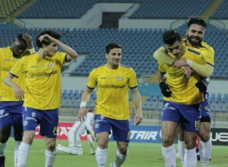 نتيجة مباراة الإسماعيلي والمصري اليوم الجمعة 9-10-2020 الدوري المصري