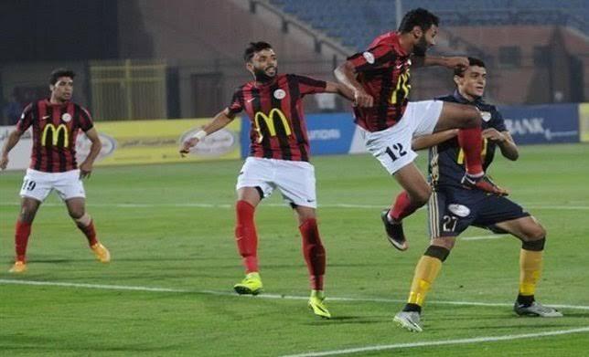 نتيجة مباراة الإنتاج الحربي ونادي مصر اليوم الأثنين 12-10-2020الدوري المصري